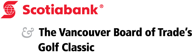 Scotiabank and The Vancouver Board of Trade's Golf Classic 2015