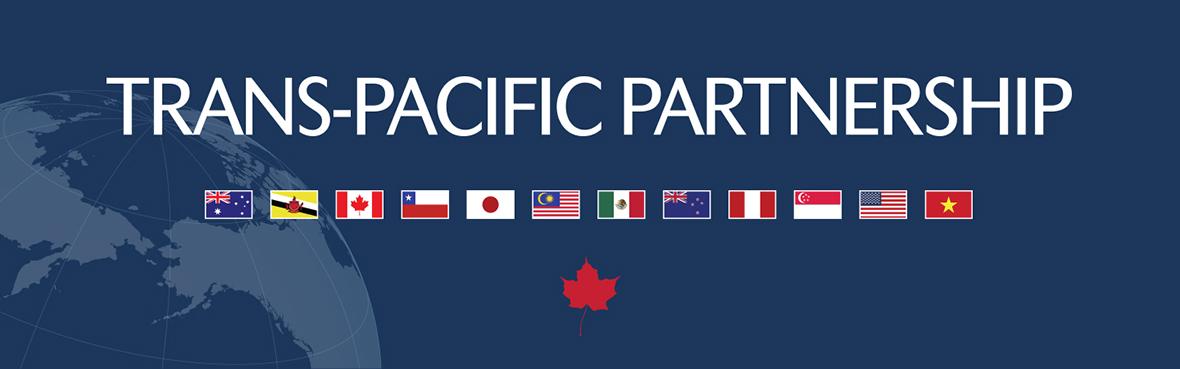 Trans Pacific Partnership Members