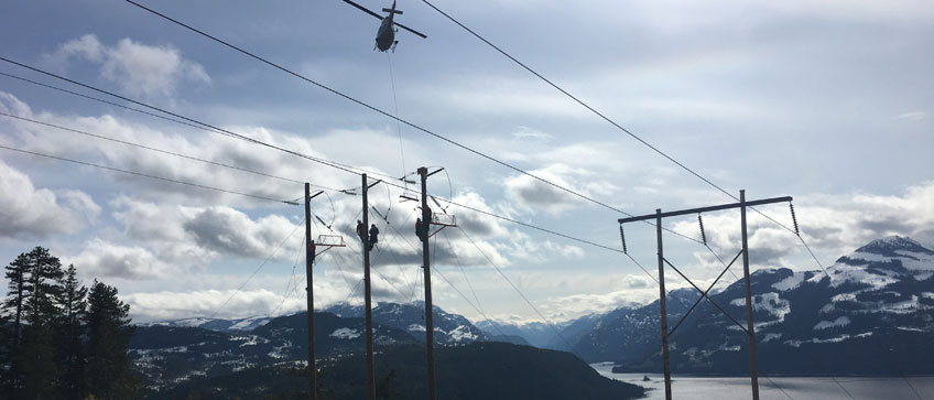 Building British Columbia: BC Hydro's plans to power our ...