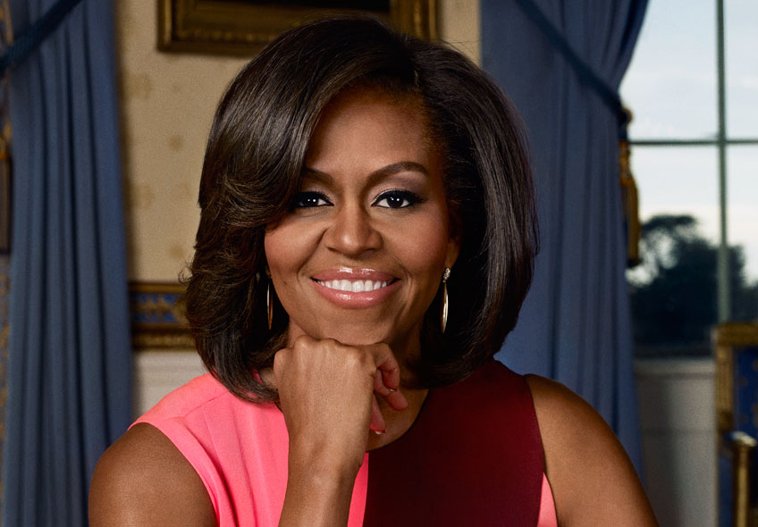 A Conversation with Former U.S. First Lady Michelle Obama