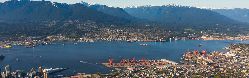 The Port of Vancouver: National powerhouse, purposefully local