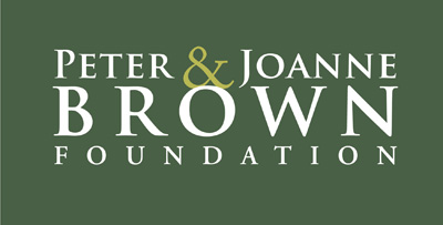 Peter and Joanne Brown Foundation